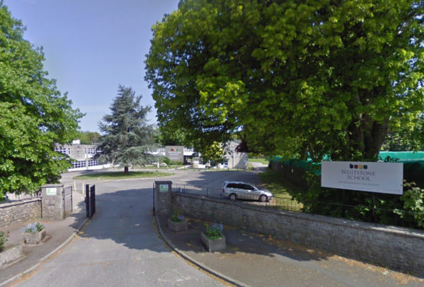 Whitstone School Entrance