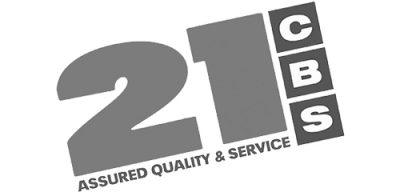 21 CBS Logo