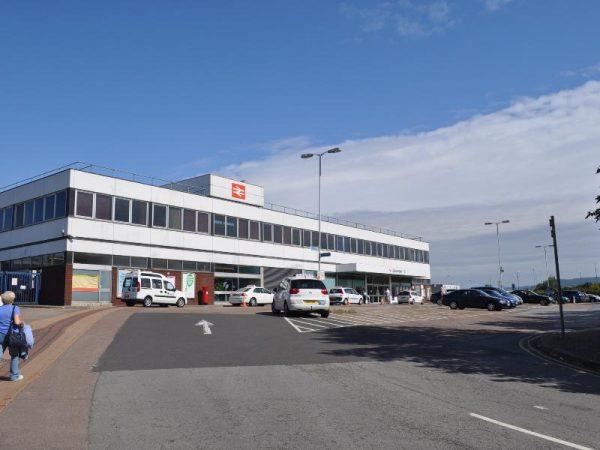 Gloucester Rail Station